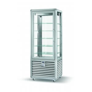 Vitrina frigorifica verticala ptr cofetarie 230 lt