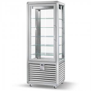 Vitrina frigorifica verticala ptr cofetarie 427 lt