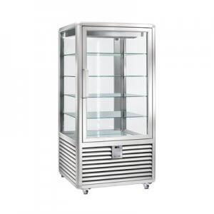 Vitrina frigorifica verticala ptr cofetarie 541 lt